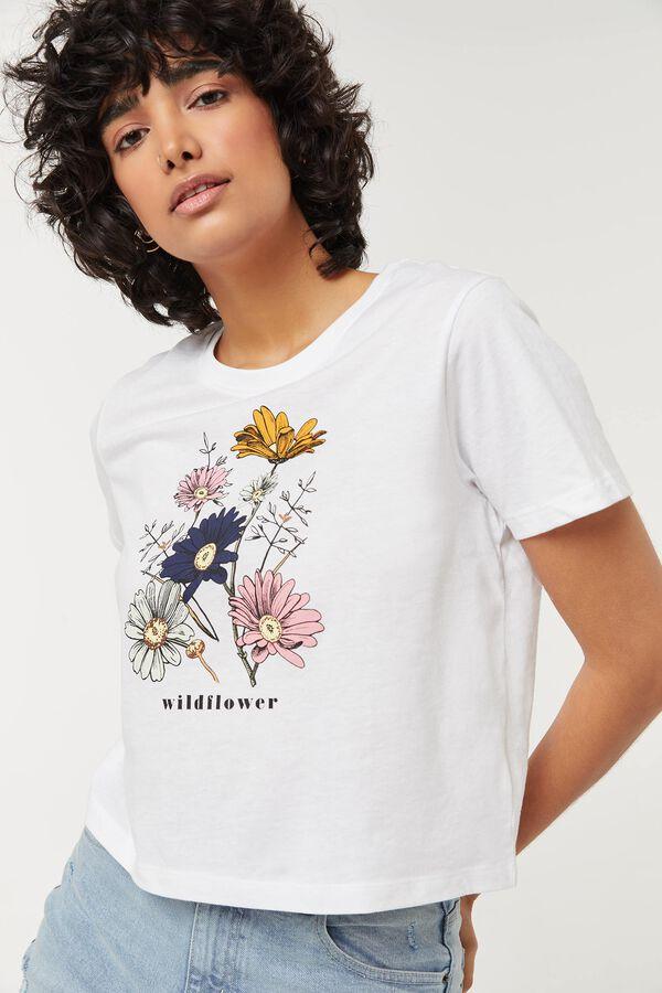 Wildflowers Boxy T-shirt