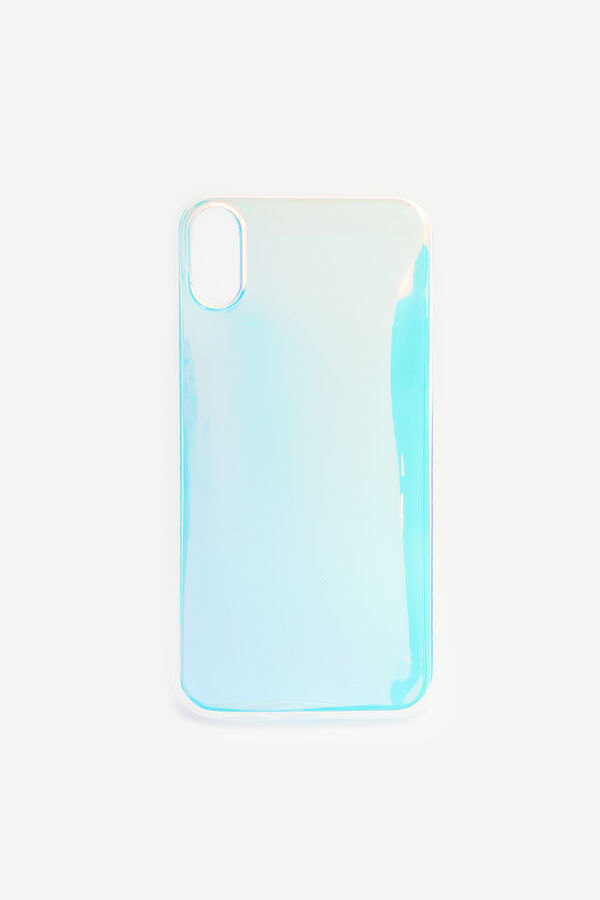 Étui d'iPhone XR miroir or rose