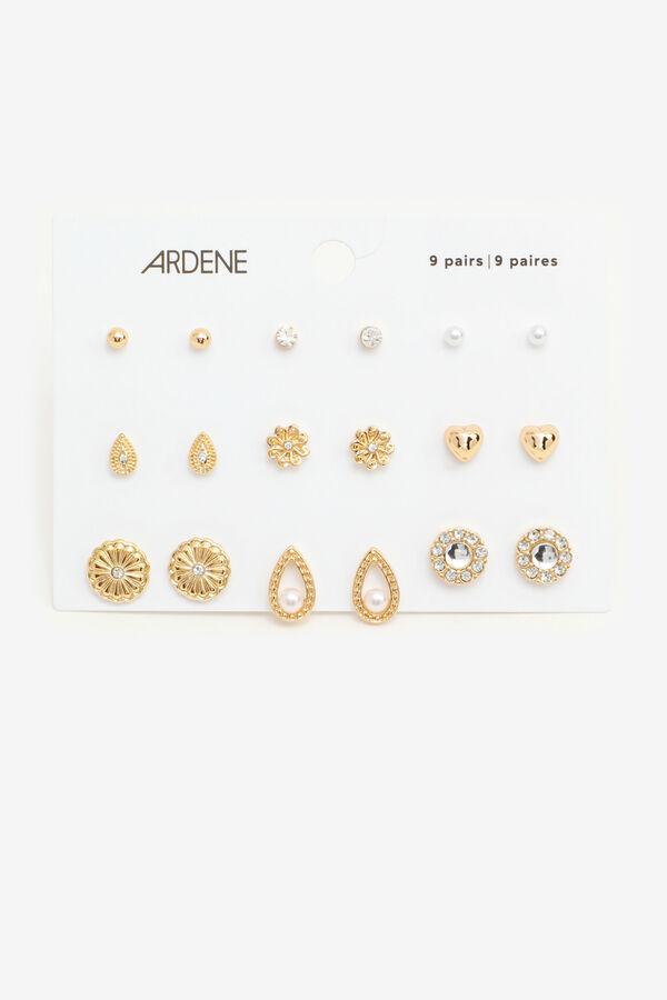 Assorted Stud Earrings