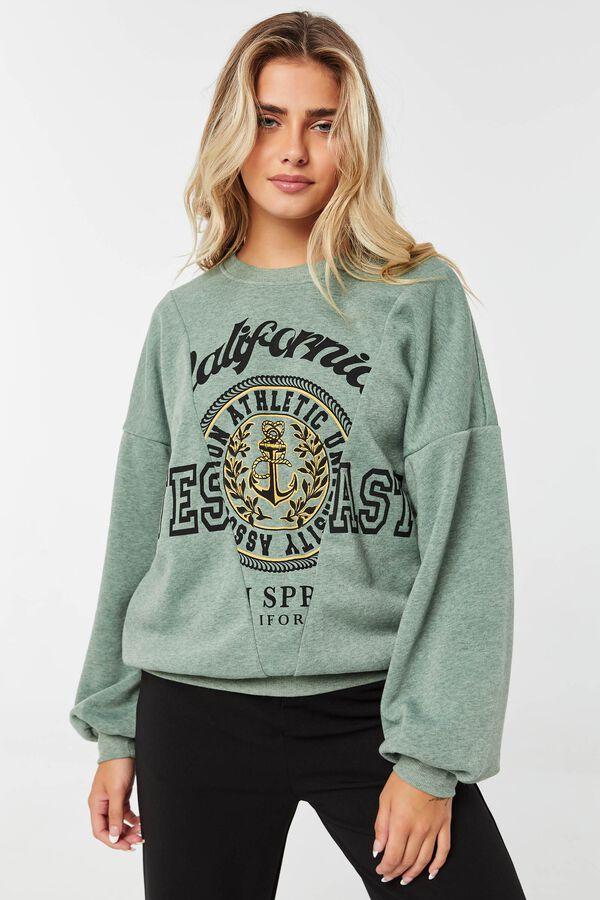 Green Bay Oversized Sweatshirt