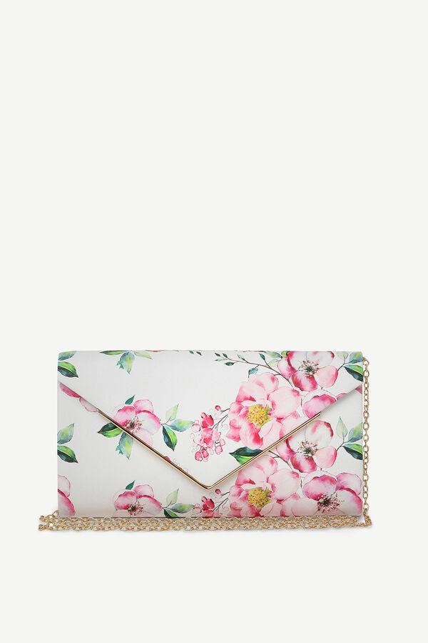 Occasion Floral Envelope Clutch