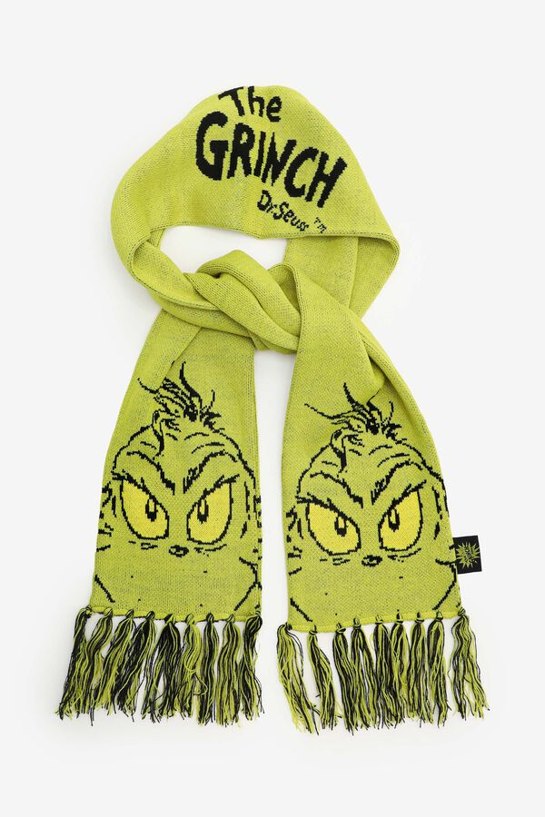 The Grinch Scarf