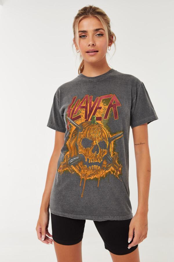 Slayer Skull tee