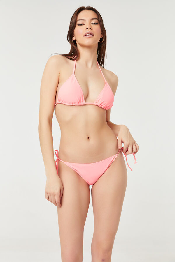 Basic Side Tie Bikini Bottom
