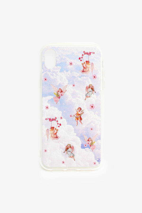 Étui d'iPhone XR à anges