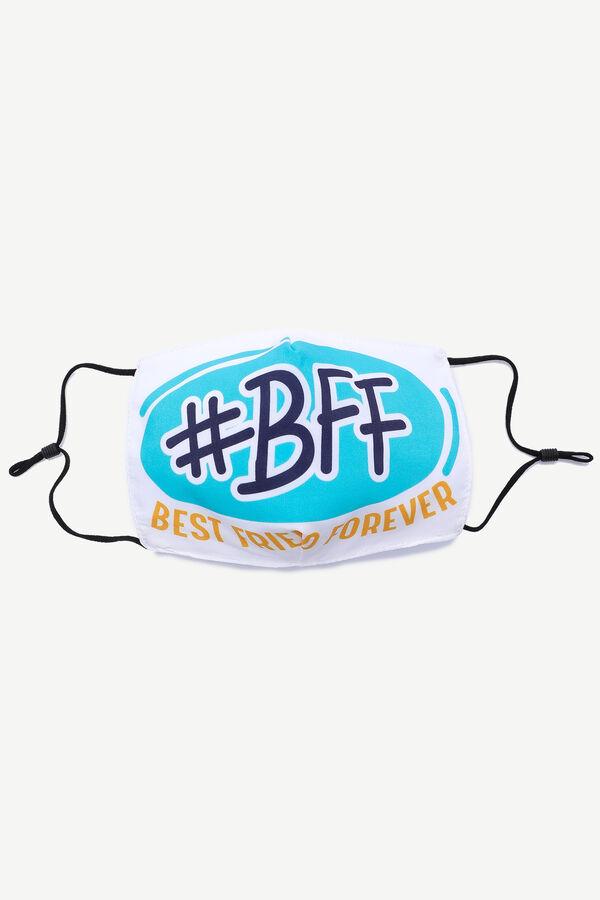 Couvre-visage pour enfants BFF
