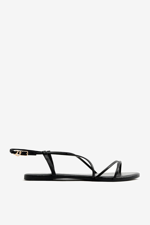 Thin Strappy Sandals