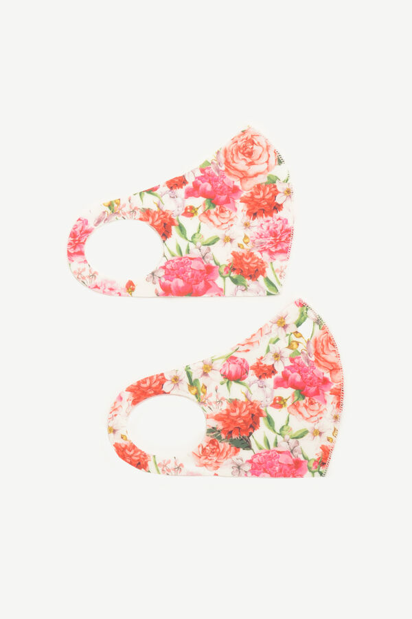 Floral Reusable Face Coverings