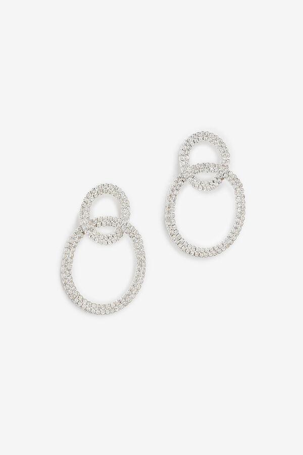 Occasion Double Hoop Earrings