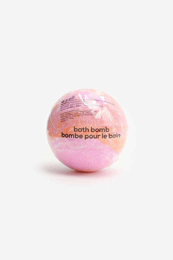 Tricoloured Bath Bomb