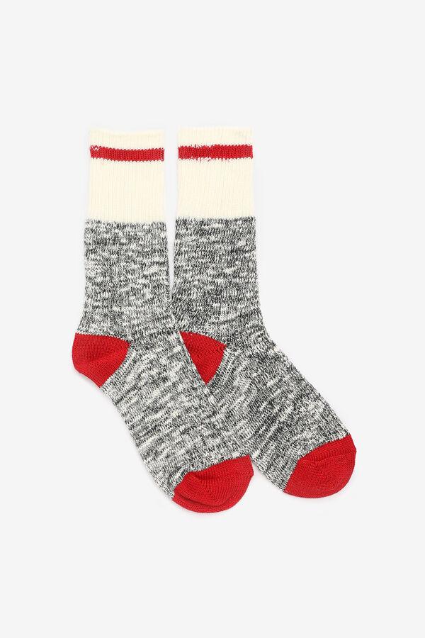 Cabin-Style Socks