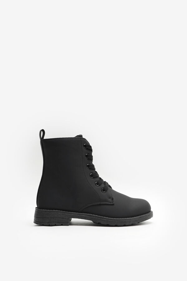 Lace Up Combat Boots for Girls