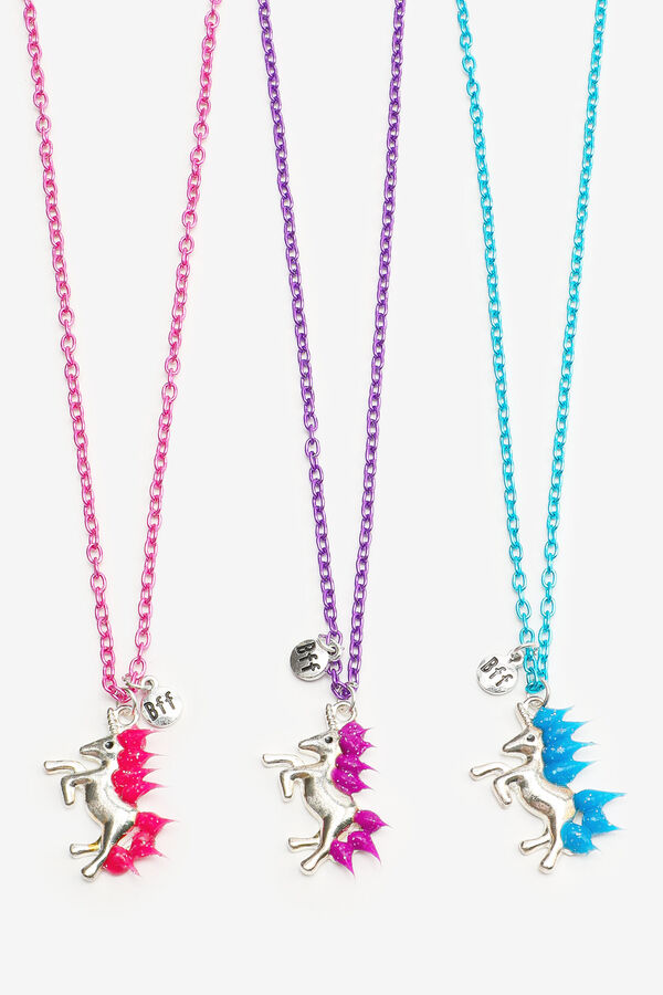 Colliers BFF pour filles