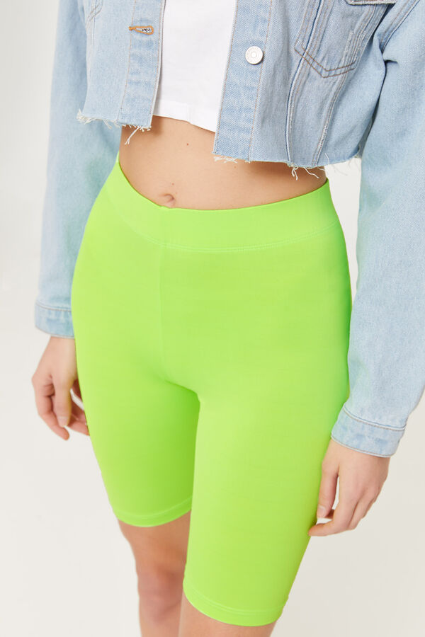Neon Bike Shorts Clothing Ardene