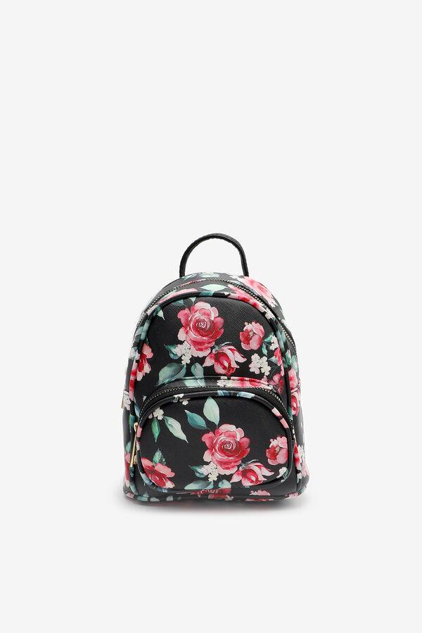 Mini Floral Backpack