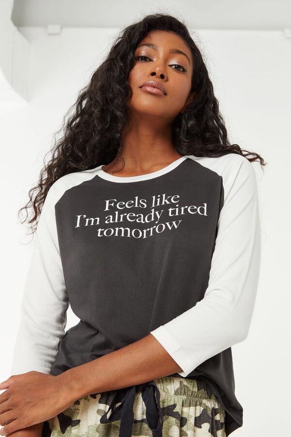 Raglan PJ T-shirt