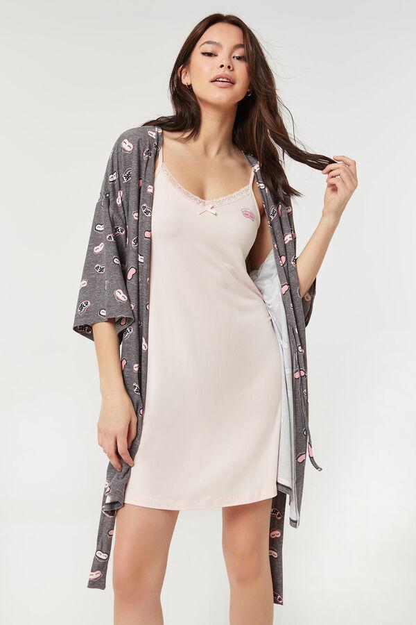 Pyjama robe de nuit et kimono