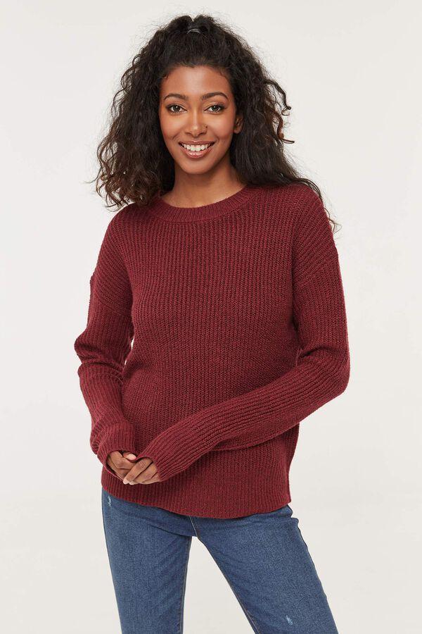 Basic Crew Neck Sweater
