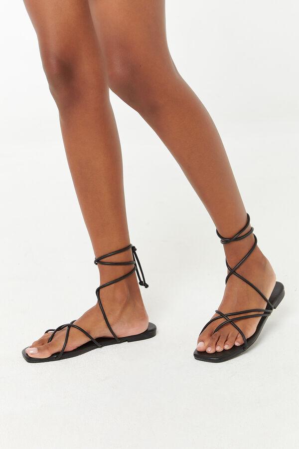 Flip-flops à courroies multiples