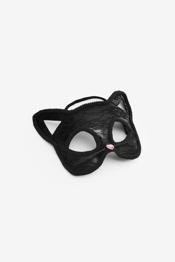 Cat Masquerade Mask