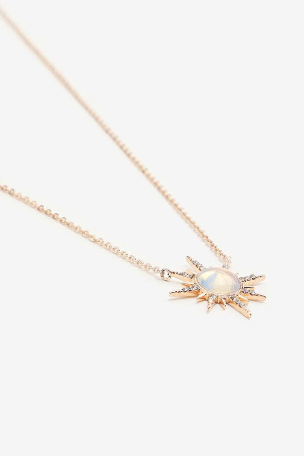 Collier avec pendentif étoile