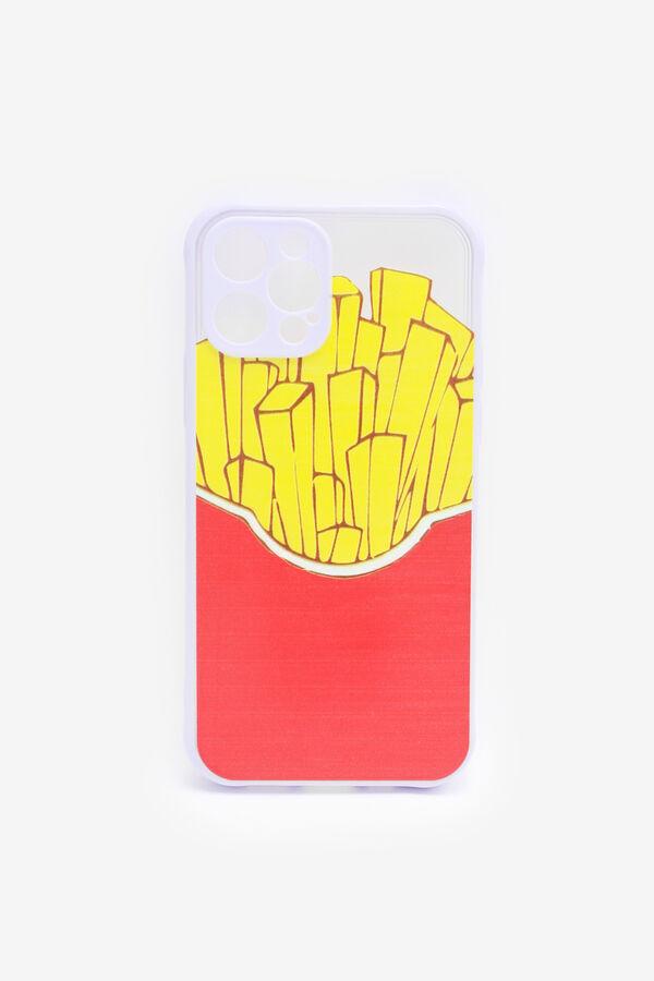 Étui d'iPhone 12 / 12 Pro frites