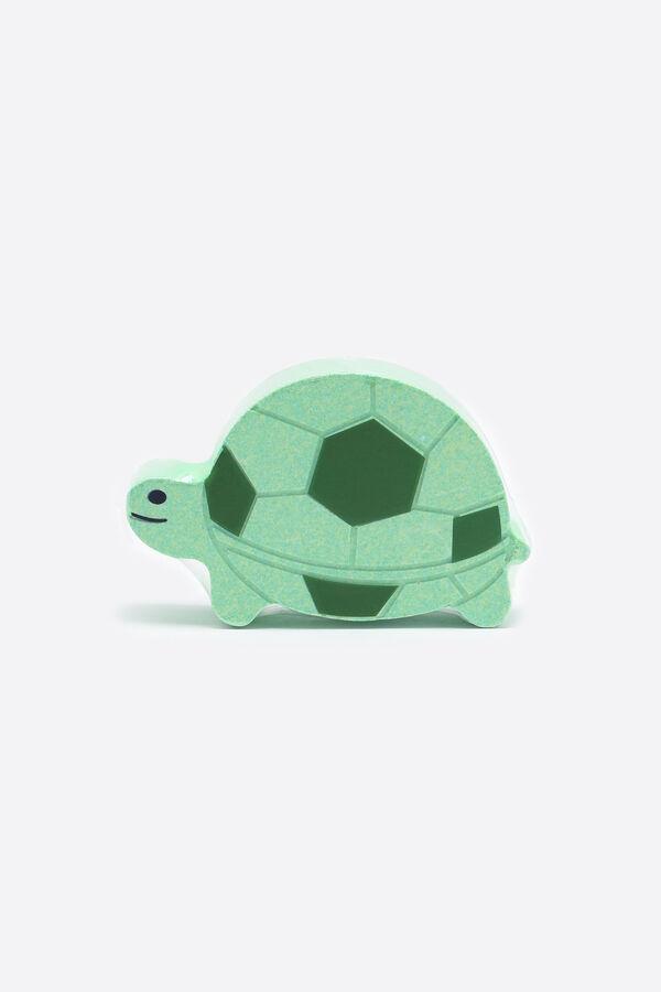 Bombe pour le bain tortue