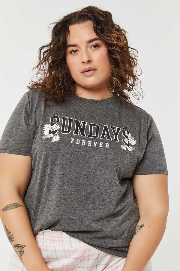 T-shirt de pyjama Sundays Forever