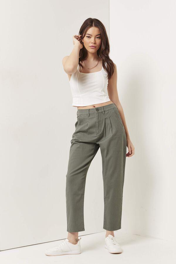 Pantalon plissé A.C.W.