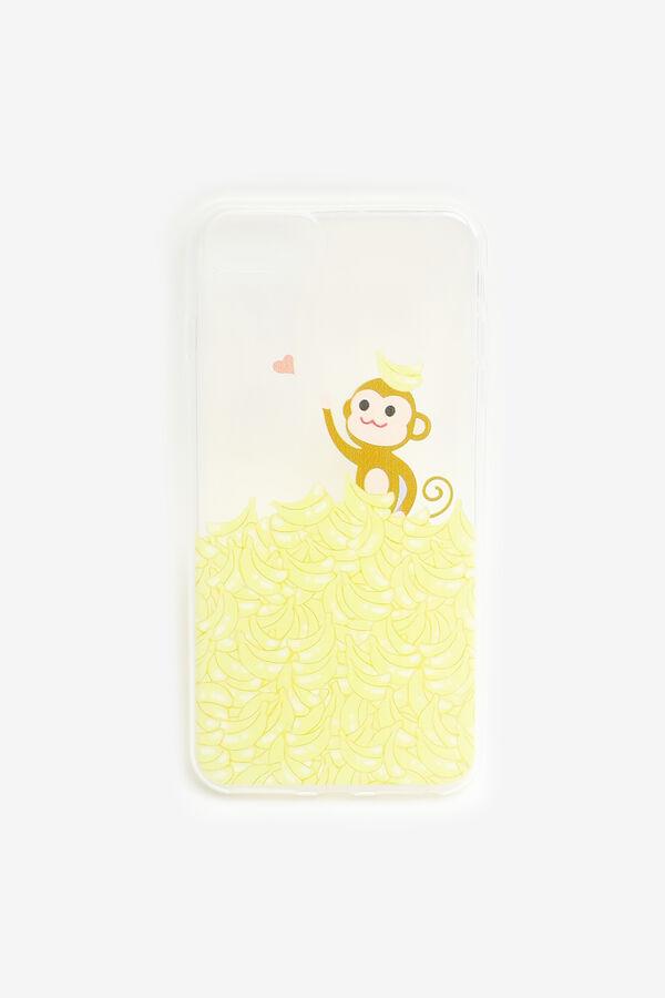 Monkey iPhone 6/7/8 Plus Case