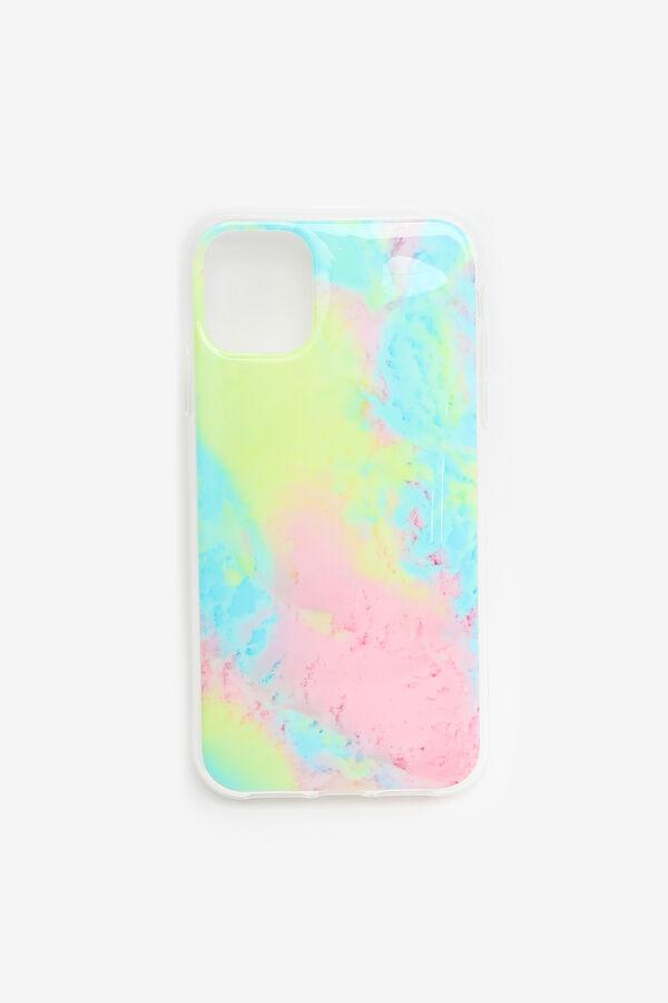 Étui d'iPhone 11 tie-dye