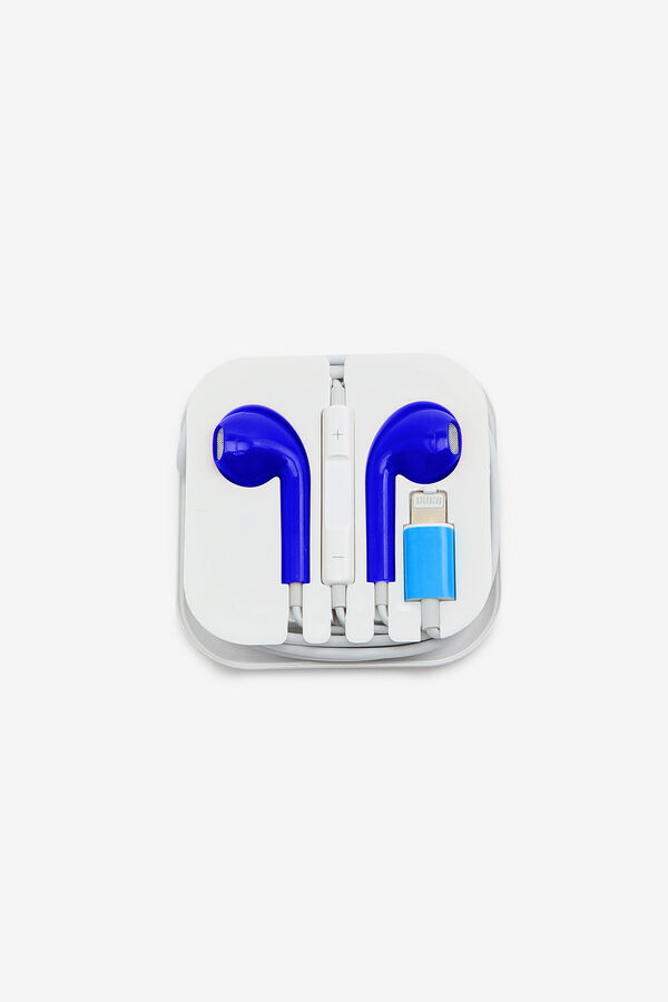 Earbuds with Lightning Connector