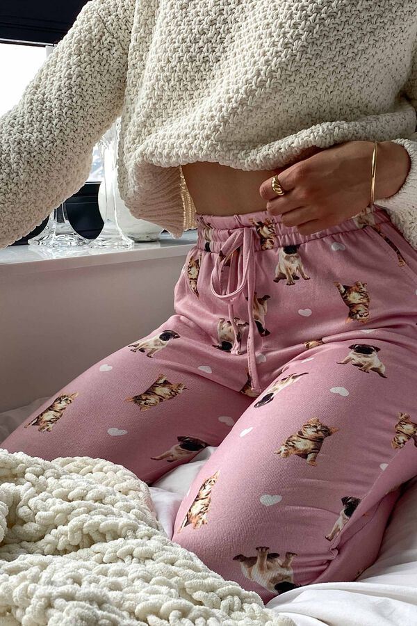 Cats and Dogs Lounge Joggers