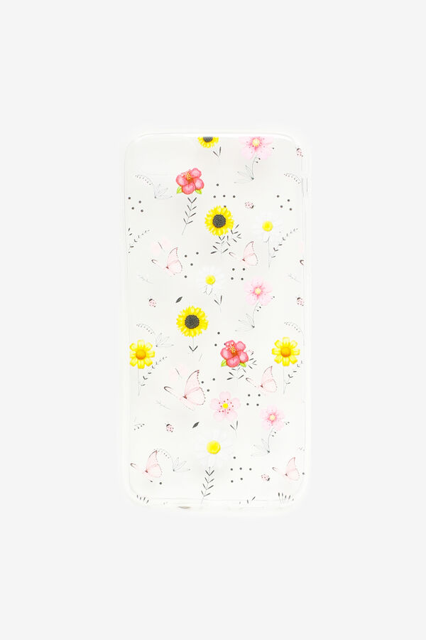 Butterfly and Flower iPhone 6/7/8 Case