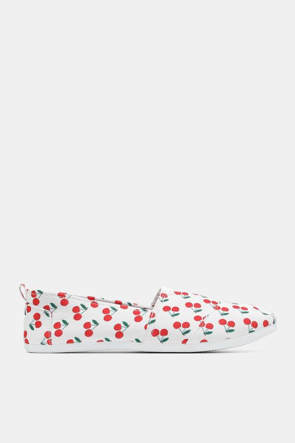 1ae411ba1 Ardene Ardene Women s Cherry Slip-On Flats