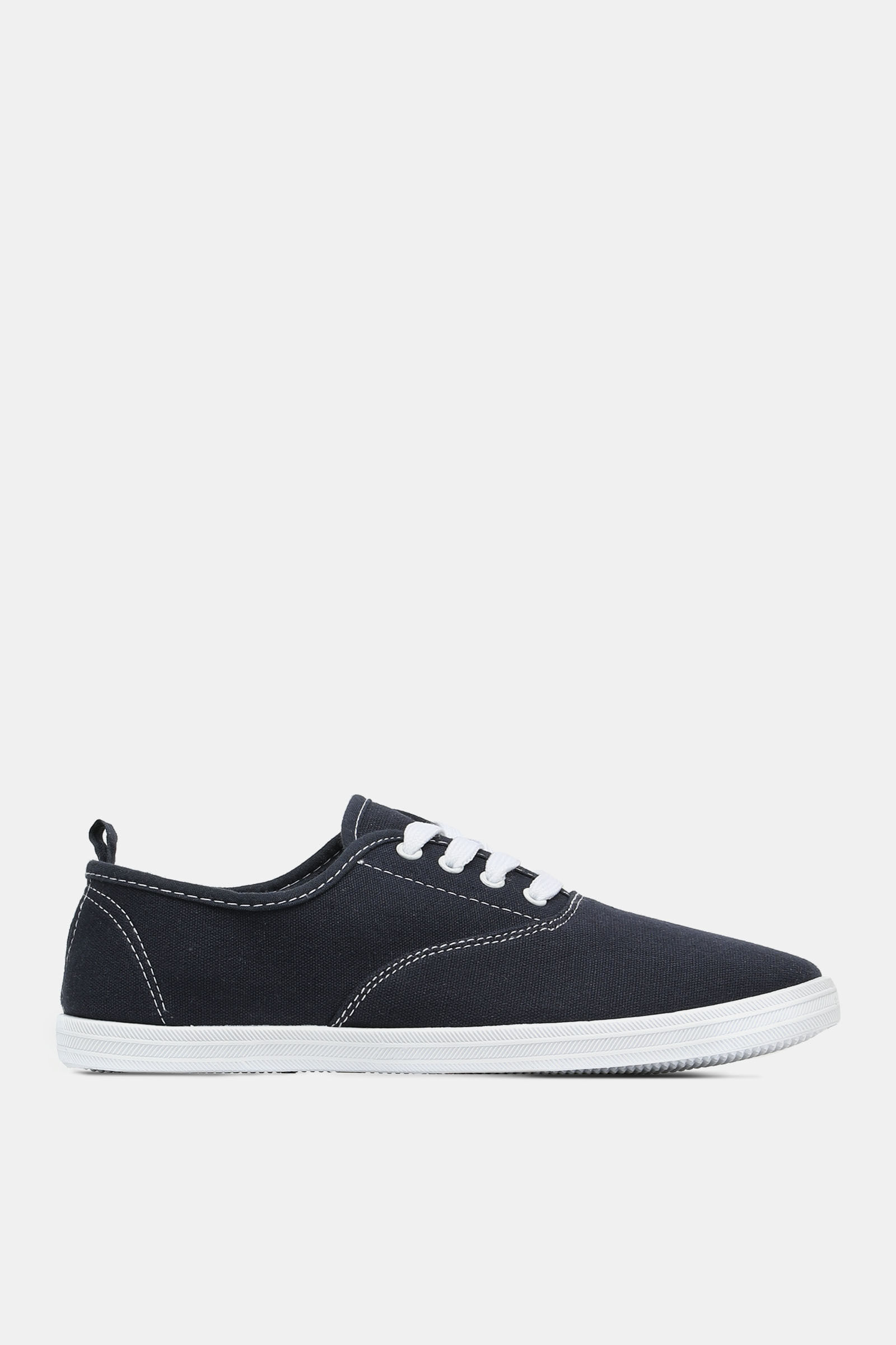Basic Canvas Sneakers - Shoes   Ardene