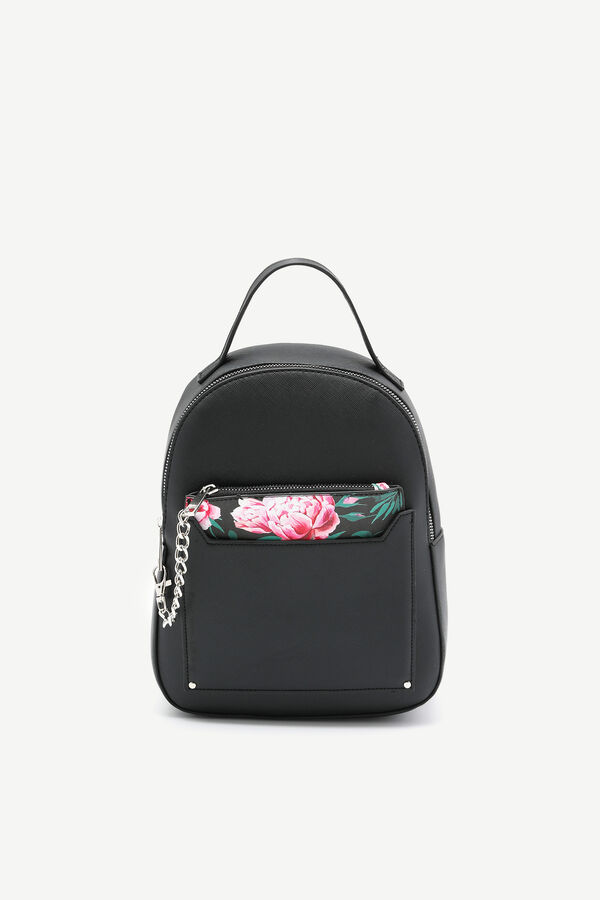 Backpack and Pouch