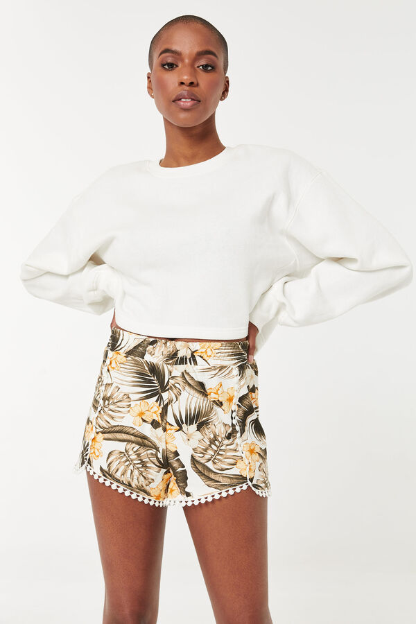 Tropical Super Soft Shorts