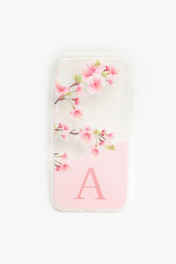 Letter A iPhone XR Case