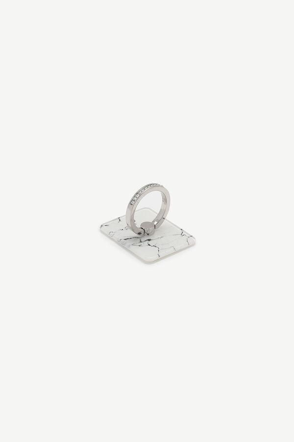 Marble Phone Ring Grip