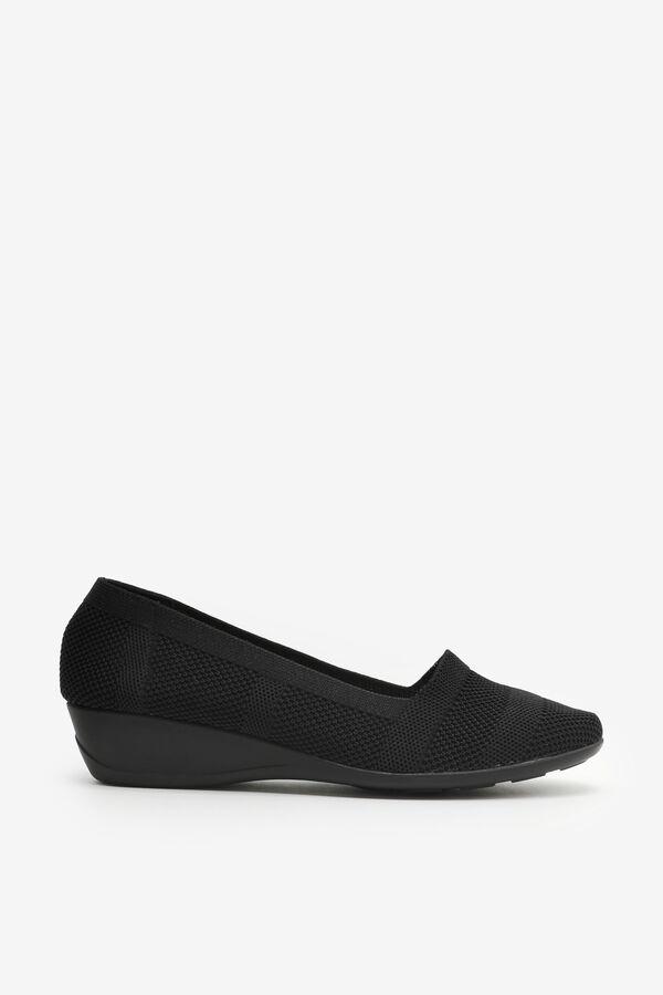 Wedge Slip-On Flats
