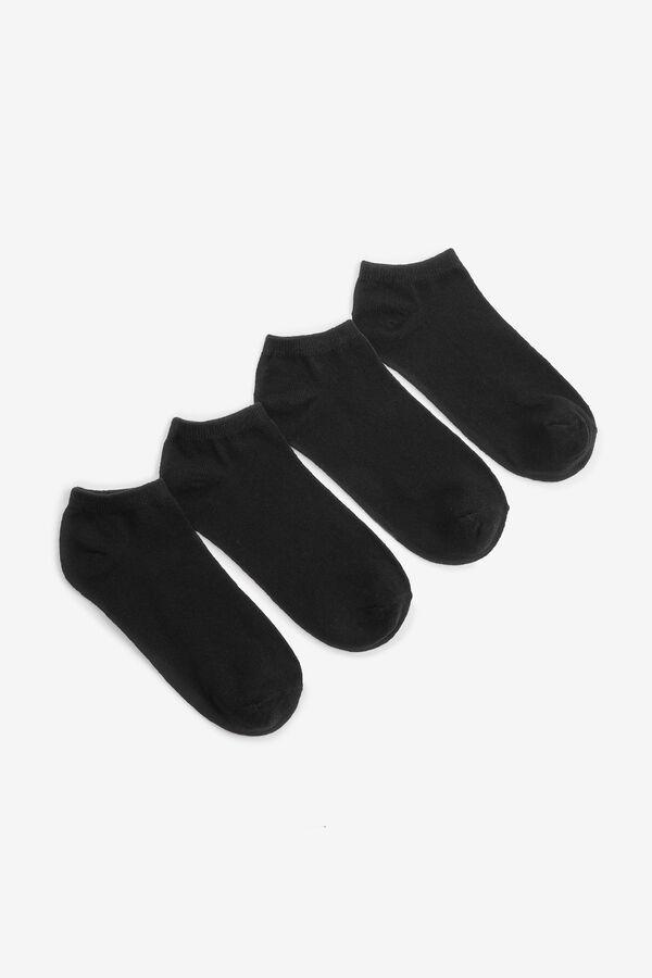 4-Pack of Ankle Socks