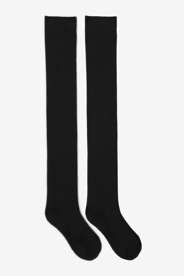 Chaussettes mi-cuisses