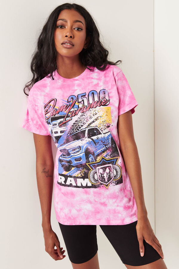 T-shirt collage RAM