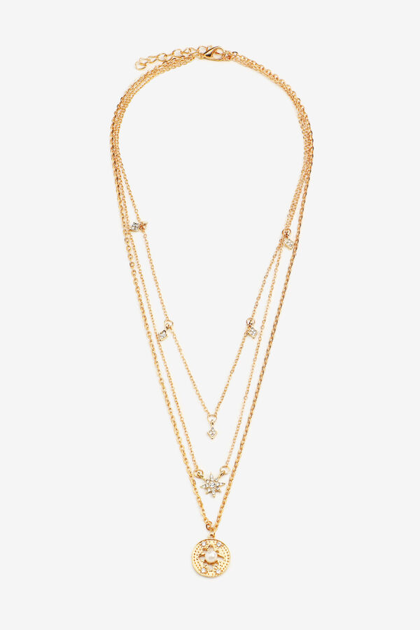 Mystical 3-Layer Necklace