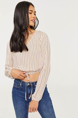 1c642f1397358e Cropped Tops for Women | Ardene