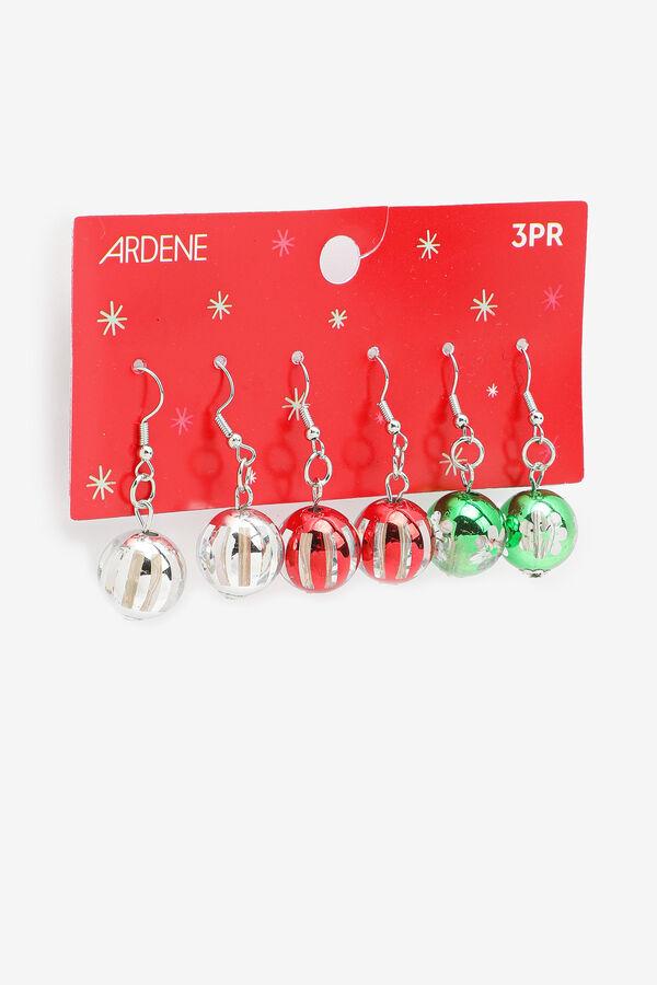 Xmas Ornament Earrings
