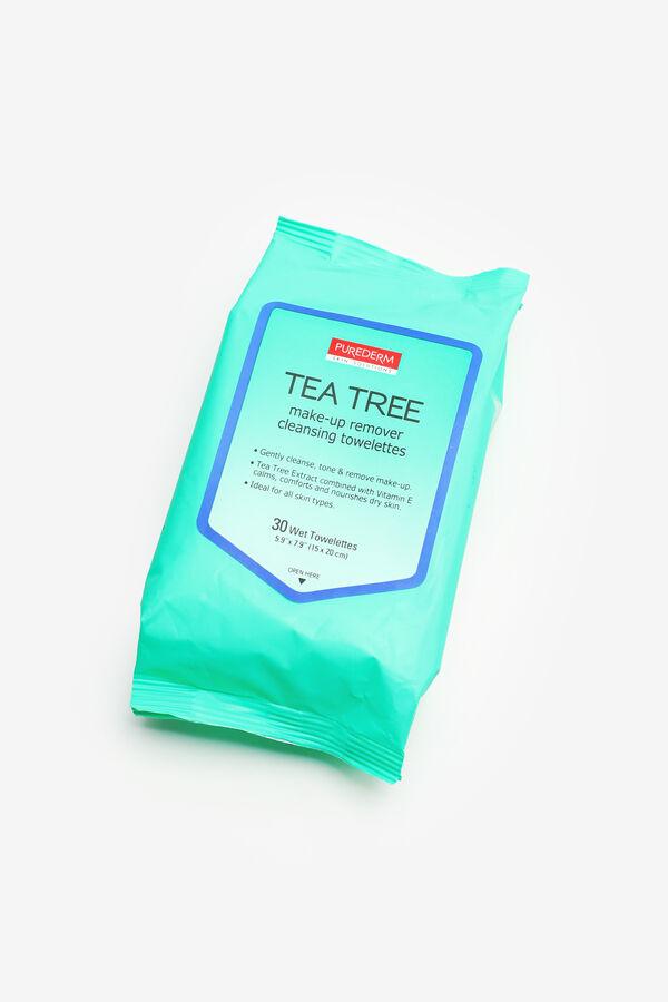 Tea Tree Makeup Wipes