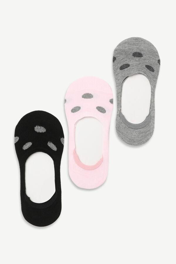 Polka Dot Shoe-liners