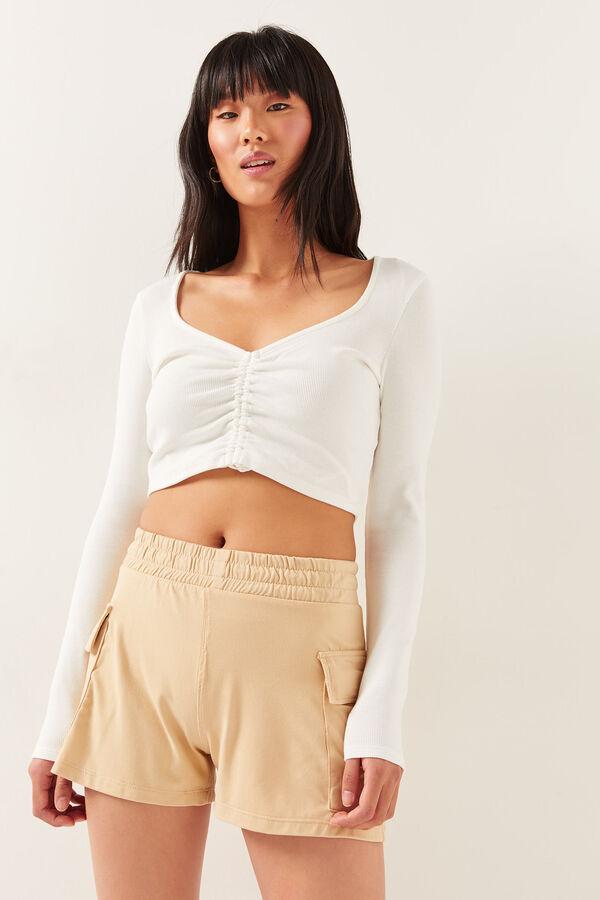 Super Soft Cargo Shorts